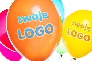 Nadruk na balonach