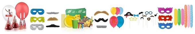 GoDan - balony, świeczki, stroje, artykuły urodzinowe.