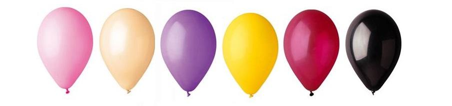 Własne logo na balonie