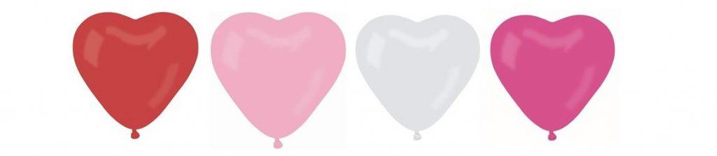 Hurtownia ślubna weselna - Balony ślubne i weselne