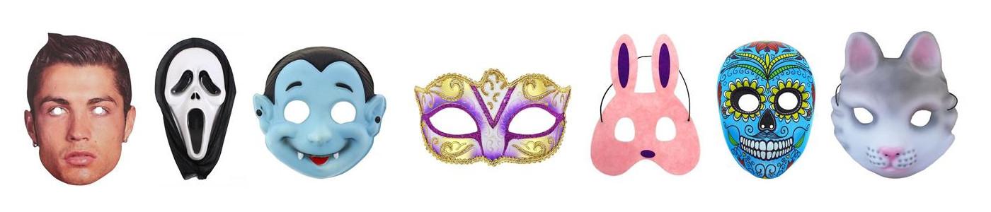 Maski karnawałowe - hurt