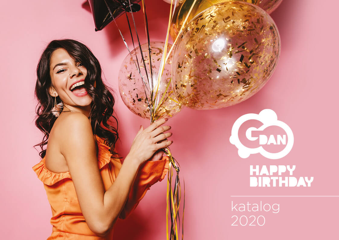 Katalog Happy Birthday 2020