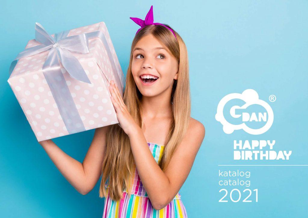 Katalog urodzinowy GoDan 2021